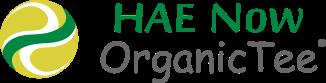 HAE Now OrganicTee
